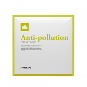 TKN ANTI-POLLUTION PEEL-OFF MASKA